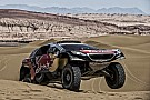 Cross-Country Rally Silk Way Rally Stage 12: Loeb looses his way ! - video