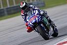 MotoGP Lorenzo tops rain-hit final day of Sepang MotoGP test