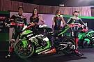 World Superbike Kawasaki launches bike for WSBK title defence