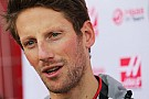 NASCAR Stewart-Haas working to make Grosjean's NASCAR debut happen