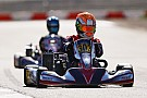 Kart Scorching pace in hot climate for US Open qualifying