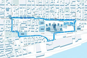 Formula E Breaking news Formula E unveils track layout for season finale double-header on streets of Montreal
