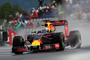 Formula 1 Practice report Red Bull: Practicing in home track