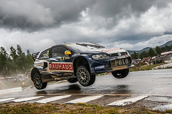 World Rallycross Leg report Sweden WRX: Kristoffersson keeps lead as qualifying concludes