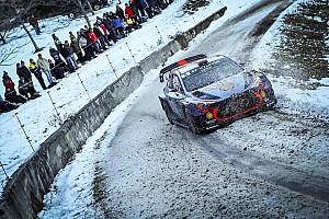 WRC Leg звіт Ралі Монте-Карло: Ньовілль на старті переграє Ож'є