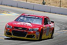 Dale Jr. fastest in final Sonoma practice