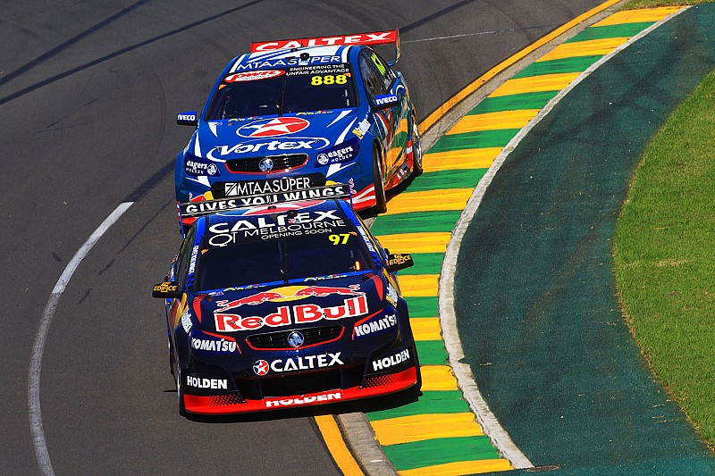 Lowndes buoyed by post-Clipsal improvement
