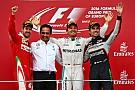 Гран Прі Європи: гонка