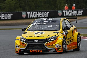 WTCC Breaking news Moscow WTCC: Lada takes maiden MAC3 win