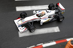 F3 Europe Breaking news Altitude problems caused T-Sport's NBE switch, says Maini