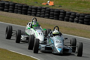 USF2000 Breaking news Michael Scott earns place in Mazda Road To Indy Shootout