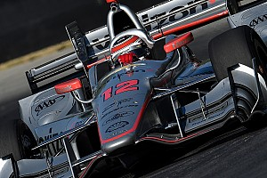 IndyCar Practice report Power sets fastest ever lap of Mid-Ohio