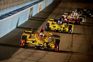 IndyCar Breaking news IndyCars to qualify and race as tested at Phoenix