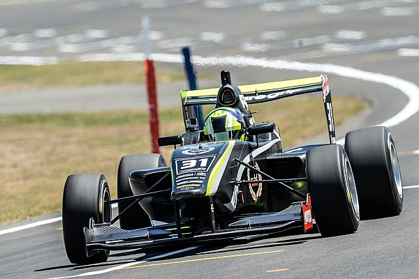Other open wheel Manfeild TRS: Norris wins New Zealand Grand Prix