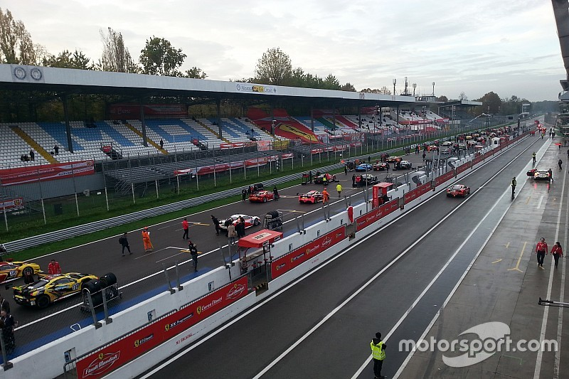 Un weekend rosso Ferrari al Monza Eni Circuit FOTO VIDEO