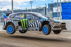 World Rallycross Breaking news Ken Block: America needs a purpose-built Rallycross track
