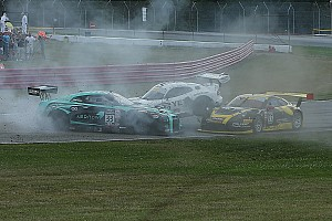 PWC Breaking news Davison banned from Utah Race 1
