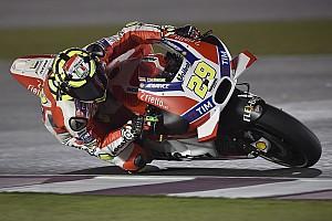 MotoGP Practice report Qatar MotoGP: Iannone keeps Ducati on top in third practice
