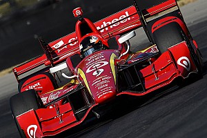 "IndyCar Breaking news Rosenqvist ""ready to move up,"" says Ganassi's Mike Hull"