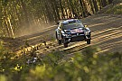 WRC Finland WRC: Mikkelsen and Tanak share first place in SS1