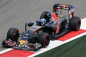 Formula 1 Qualifying report  Just one Toro Rosso driver on Q3 at Sochi