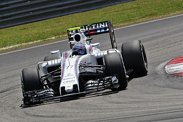 Formula 1 Breaking news Bottas blames engine mode error for missing Q3