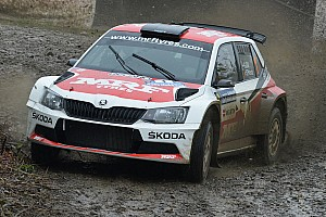 Other rally Leg report Japan APRC: Gill controls Leg 1 proceedings