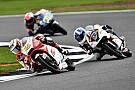 尾野弘樹「レース後半はフロントブレーキだけで走る状態になった」:Moto3イギリス
