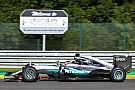 "Formula 1 Hamilton says Spa is ""worst time"" to take penalties"