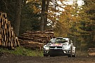 WRC Wales WRC: Tanak chasing Ogier, Mikkelsen hits trouble