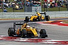 Palmer feels Renault should have used team orders in Austin