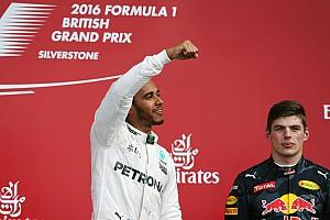 Formula 1 Commentary Inside Line F1 Podcast: Dream team - Hamilton & Verstappen!
