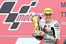Moto3 Bagnaia ecstatic after