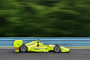IndyCar Practice report Pagenaud fastest in first practice at Road America