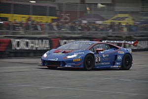 Prodotto Gara Motor Show, Lamborghini Super Trofeo: Postiglione si impone all'Area 48