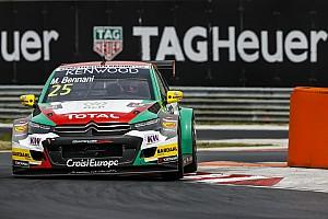 WTCC Race report Hungary WTCC: Bennani wins as factory teams mess up strategy