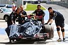 """Formula 1 Verstappen: """"Better to put a wall"""" than high kerbs"""