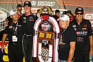 ARCA Austin Cindric earns first oval stock car win in ARCA race