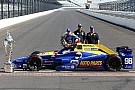 IndyCar Rossi's Indy 500 winner to be presented to IMS Museum