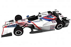 IndyCar Breaking news Daly to run patriotic Indy 500 livery in partnership with Pat McAfee