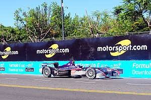 Formula E Race report Incredible performance sees Sam Bird claim first season victory for DS Virgin Racing