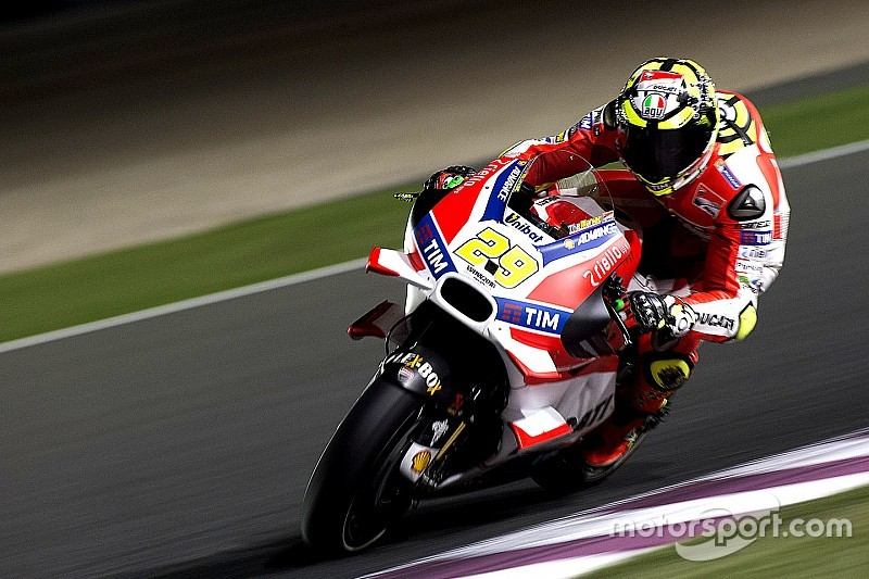 Iannone: Redding hold-up cost me Qatar pole
