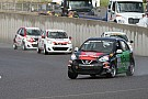 Nissan Micra Cup Kevin King wins Micra Cup race at Mont-Tremblant