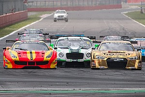 Asian GT Preview The GT Asia Series battle continues in the heat of Thailand
