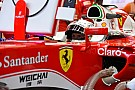 Formula 1 Ferrari uses another engine token for Austrian GP