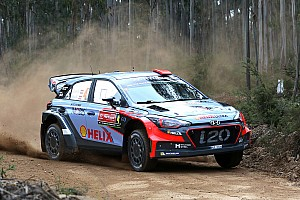 WRC Leg report Lessons to learn for Hyundai Motorsport on penultimate day of Rally de Portugal