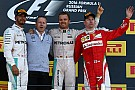 Russian GP: Rosberg unstoppable again, disaster for Vettel