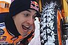 MotoGP Чемпіон MotoGP Маркес протестував Honda RC213V на снігу