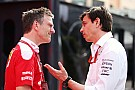 Allison moving closer to future with Mercedes