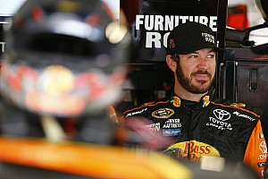 NASCAR Sprint Cup Breaking news Truex on his title hopes: